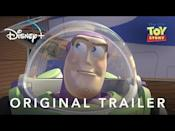 """<p>The first entirely computer-animated feature film is still near and dear to many Disney fans' hearts. Revisit the tale of Woody, Buzz, Mr. Potato Head, Ms. Bo Peep, and all the toys that come to life when humans aren't around.</p><p><a class=""""link rapid-noclick-resp"""" href=""""https://go.redirectingat.com?id=74968X1596630&url=https%3A%2F%2Fwww.disneyplus.com%2Fmovies%2Ftoy-story%2F1Ye1nzUgtF7d%3Firclickid%3DUUqTK5VBPxyOWzHxTSQPxVT4UkiW-E2%253ANzk%253A2c0%26irgwc%3D1%26cid%3DDSS-Affiliate-Impact-Network-Skimbit%2BLtd.-564546&sref=https%3A%2F%2Fwww.townandcountrymag.com%2Fleisure%2Farts-and-culture%2Fg33501408%2Fbest-disney-movies%2F"""" rel=""""nofollow noopener"""" target=""""_blank"""" data-ylk=""""slk:Watch now"""">Watch now</a></p><p><a href=""""https://www.youtube.com/watch?v=CxwTLktovTU"""" rel=""""nofollow noopener"""" target=""""_blank"""" data-ylk=""""slk:See the original post on Youtube"""" class=""""link rapid-noclick-resp"""">See the original post on Youtube</a></p>"""