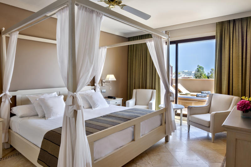 A room at Barceló Marbella. [Photo: Barceló Marbella]