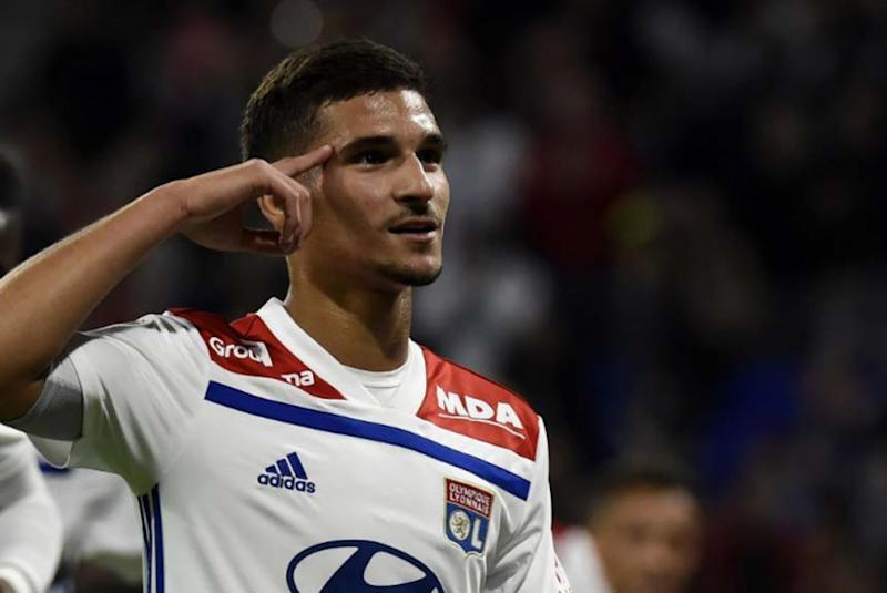 Arsenal prepara nova oferta por Houssem Aouar, do Lyon