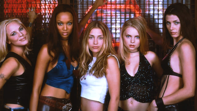 """""""Is this a church meeting or is this a bar?!"""" Fifteen years later, it's safe to say that <em>Coyote Ugly</em> is still one of the coolest movie bars ever -- and it was a bar, not a church meeting. Tuesday marks a decade and a half since we realized we couldn't fight the moonlight. Here's what the cast has been up to since then. <strong> WATCH: Tyra Banks Goes on Rant About 'Size 0' Model Pressures</strong> <strong> Piper Perabo (Violet Sanford) </strong> Getty Images <strong> What's She's Done Lately:</strong> <em>Covert Affairs</em>, for which she earned a Golden Globe nomination in 2011. <strong> Adam Garcia (Kevin O'Donnell) </strong> Getty Images <strong> What's He's Done Lately:</strong> Judging the Australian version of <em>Dancing With the Stars</em>. (Bonus fun fact: He played the rock star <strong>Lindsay Lohan</strong> thought was """"a greater poet than Shakespeare"""" in <em>Confessions of a Teenage Drama Queen</em>.) <strong> John Goodman (Bill) </strong> Getty Images <strong> What's He's Done Lately: </strong>The <em>Monsters, Inc.</em> sequel, Amazon's <em>Alpha House</em>. <strong> NEWS: Get Details on 'Covert Affairs' Str Piper Perabo's Wedding</strong> <strong> Maria Bello (Lil) </strong> Getty Images <strong> What's She's Done Lately:</strong> Published <em>Whatever...Love Is Love: Questioning the Labels We Give Ourselves</em>. <strong> Izabella Miko (Cammie) </strong> Getty Images <strong> What's She's Done Lately:</strong> <em>Step Up: All In</em> (for the record, that's the fifth installment in the <em>Step Up</em> franchise) and <em>Chicago Fire</em>. <strong> Tyra Banks (Zoe) </strong> Getty Images <strong> What's She's Done Lately:</strong> <em>America's Next Top Model</em> Cycle 22. No update on <em>Life Size 2</em>. (Where is it, Tyra?! Don't you want to shine bright, shine far, don't be shy, be a star again?) <strong> NEWS: Read an Excerpt From Maria Bello's 'Whatever...Love Is Love'</strong> <strong> Bridget Moynahan (Rachel) </strong> Getty I"""