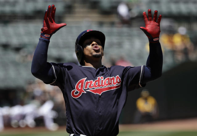 Francisco Lindor is an All-Star once again. (AP Photo)