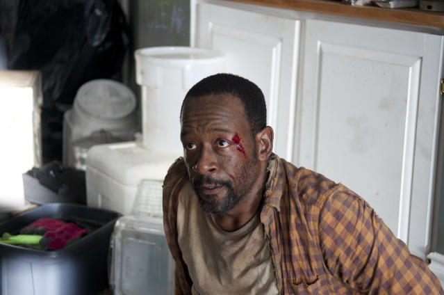 "James in Season 3's ""Clear."" (Photo: Gene Page/AMC)"