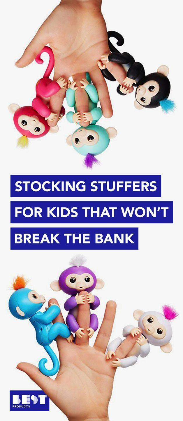 <p>Don't forget to pin these super fun stocking stuffer ideas for kids they're sure to love!</p>