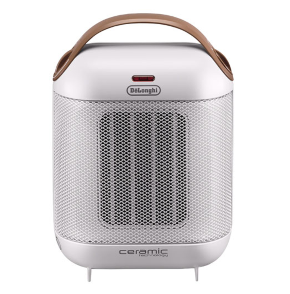 De'Longhi Capsule Ceramic Heater (Photo via Best Buy)