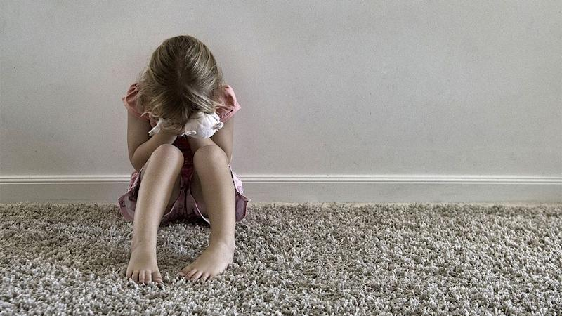 Spanking children could see them grow up to be violent towards their partners. Photo: AP