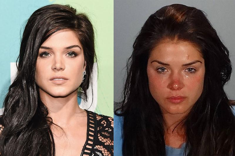 'The 100' Star Marie Avgeropoulos Arrested On Felony Domestic Violence In Glendale