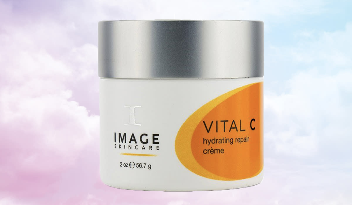 No, this is not a mirage....but Image's hydrating repair cream is as thirst-quenching for your beleaguered skin as a desert oasis. (Photo: Walmart)