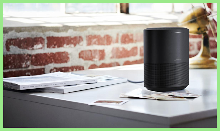 Save $30 on the Bose Home Speaker 450. (Photo: Bose)