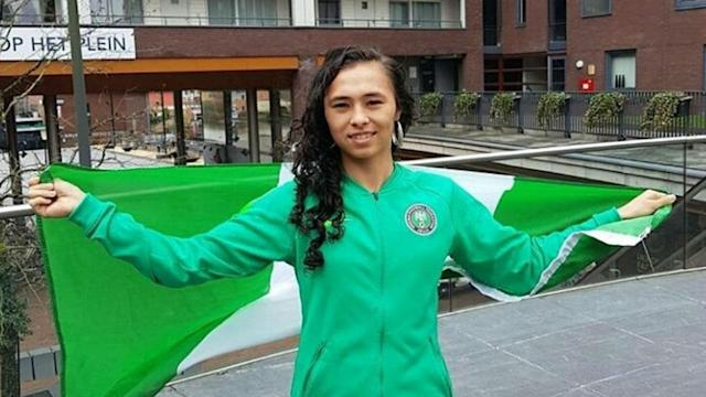 The 20-year-old is glad following her invitation for the Super Falcon's friendly encounter against France on Friday