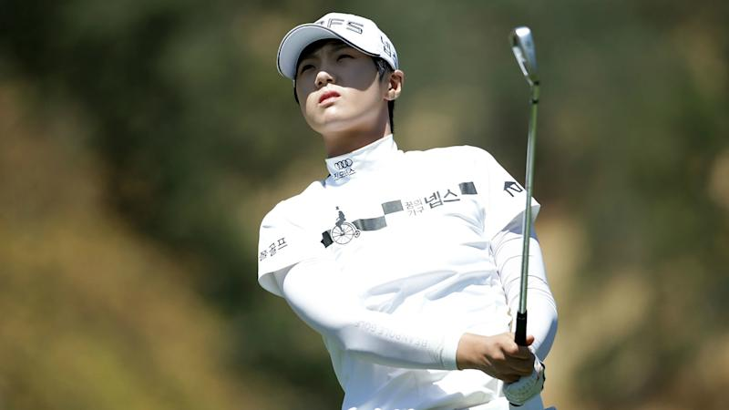 Lee leads the way at US Open as big names struggle