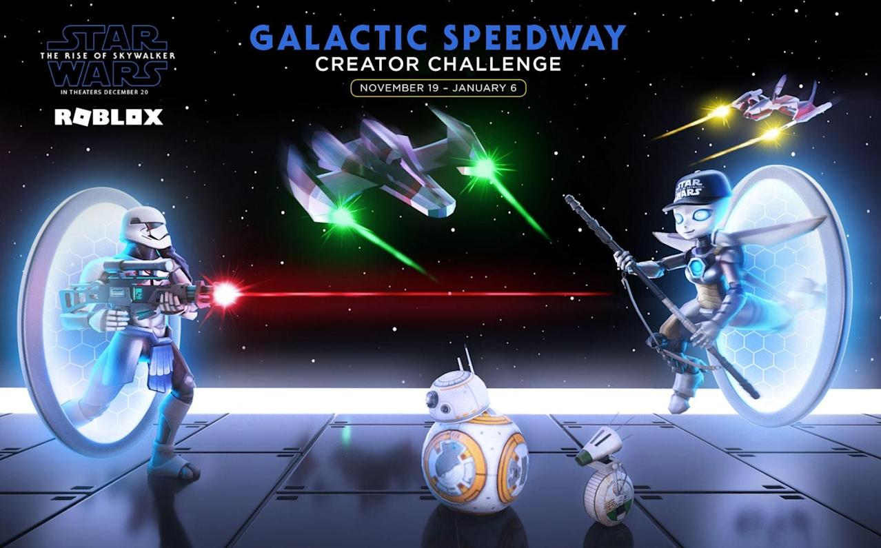 'Roblox' Wants You To Build 'Star Wars' Speeder To