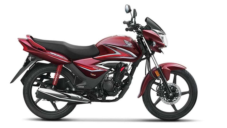 Over 90 lakh units of Honda Shine sold in India