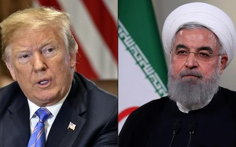 Talks now unlikely between US President Donald Trump and counterpart Hassan Rouhani