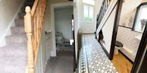 """<p><strong>From <a href=""""https://www.housebeautiful.com/uk/garden/a36885002/garden-weekend-project-tile-effect-splashback-cuprinol/"""" rel=""""nofollow noopener"""" target=""""_blank"""" data-ylk=""""slk:garden"""" class=""""link rapid-noclick-resp"""">garden</a> glow-ups to toilet transformations</strong><b>, a new competition has unveiled the UK's best lockdown DIY transformations — and the results are seriously impressive. </b> </p><p>In order to find the top renovation projects completed during the pandemic, ScS scoured the nation to uncover what Brits have been up to at home. 'There were some really impressive renovations in our competition, and it's great to see so many people have been able to fulfil their DIY dreams with the extra time at home,' says Amy Forster, Content Executive at <a href=""""https://go.redirectingat.com?id=127X1599956&url=https%3A%2F%2Fwww.scs.co.uk%2F&sref=https%3A%2F%2Fwww.housebeautiful.com%2Fuk%2Frenovate%2Fhomes-makeovers%2Fg36914644%2Flockdown-diy-transformations%2F"""" rel=""""nofollow noopener"""" target=""""_blank"""" data-ylk=""""slk:ScS"""" class=""""link rapid-noclick-resp"""">ScS</a>.</p><p>Need some inspiration? Take a look at the top 10 below...</p>"""