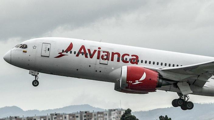 Avianca planes have been immobilized since March