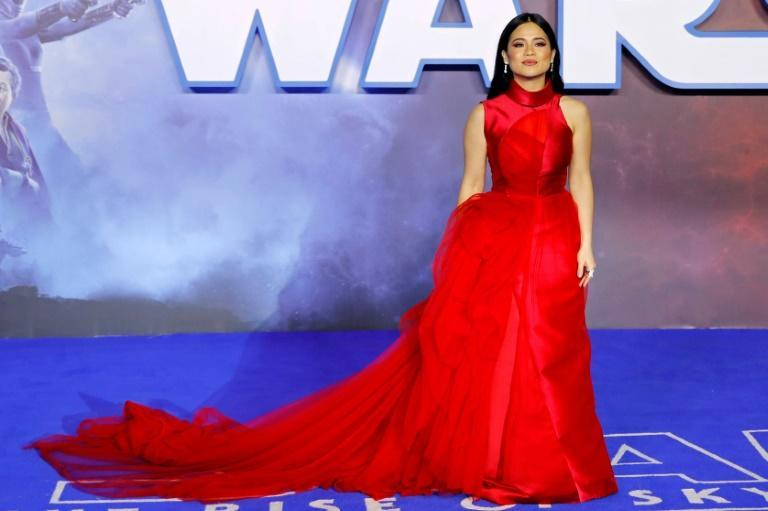 "Vietnamese-origin US actress Kelly Marie Tran is no stranger to racist abuse, after becoming the victim of appalling trolling from misogynist ""Star Wars"" fans after the divisive 2017 movie ""The Last Jedi"""