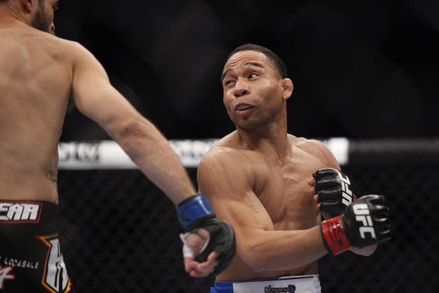 UFC's John Dodson out for a year with injured ACL