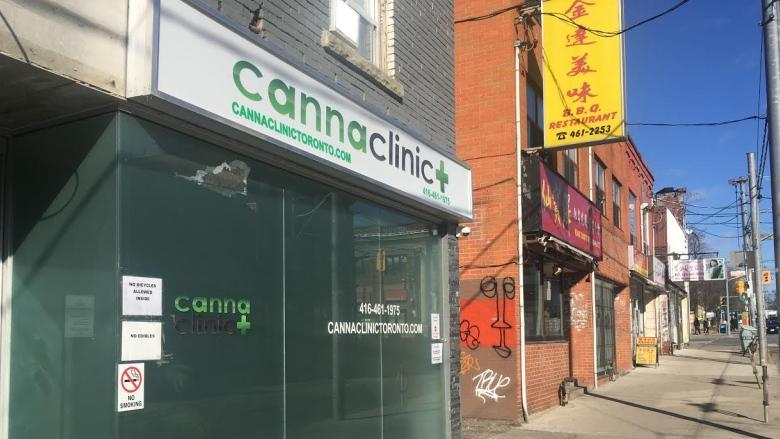 6 arrests in Toronto pot shop robberies, but some owners 'not willing to cooperate,' say police