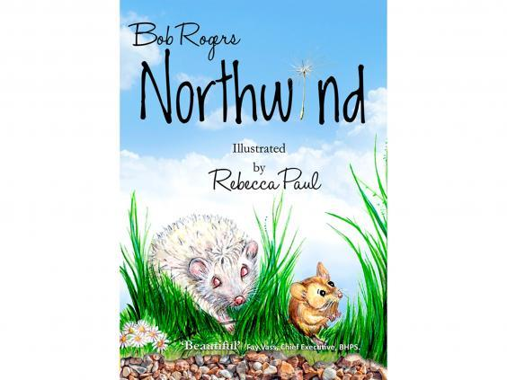 Keep kids informed and entertained on the animals around them with this illustrated book (The British Hedgehog Preservation Society)