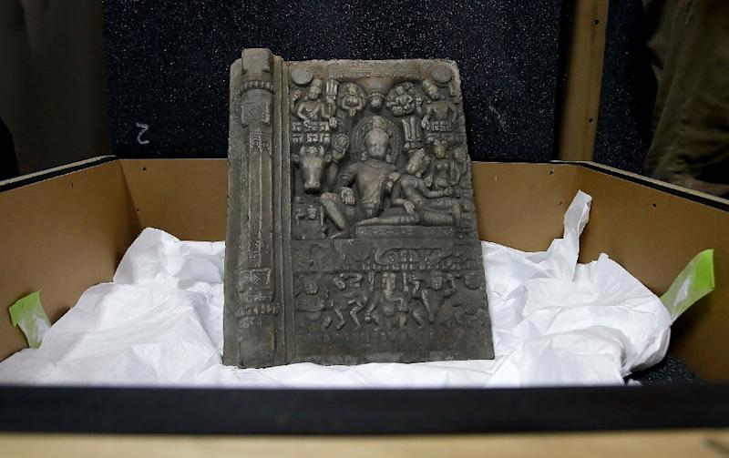 The 11th-century Shiva statue, known as the Uma Maheshwor idol, was given to the Met in 1983