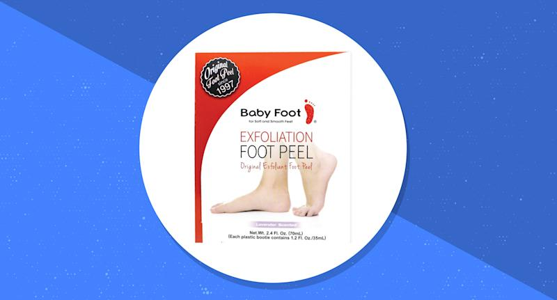 Stock up on the foot peel everyone is obsessed with while it's still on sale. (Photo: Ulta)