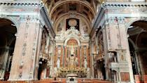 <p>Embark on adventure uncovering the mysteries of the Chiesa del Gesu Nuovo and the Basilica di Santa Chiara with the <span>Discover Mysterious Secrets of Medievel Italian Churches in Naples</span> ($10) tour.</p>