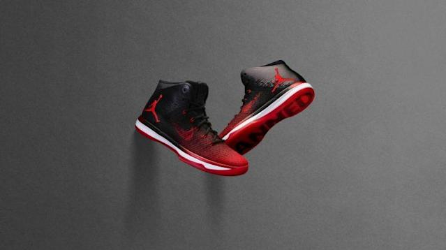 The Air Jordan 31. (Courtesy of Nike)