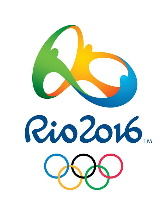 <p>This year's logo for the Rio de Janeiro Summer Games in 2016. (IOC)</p>