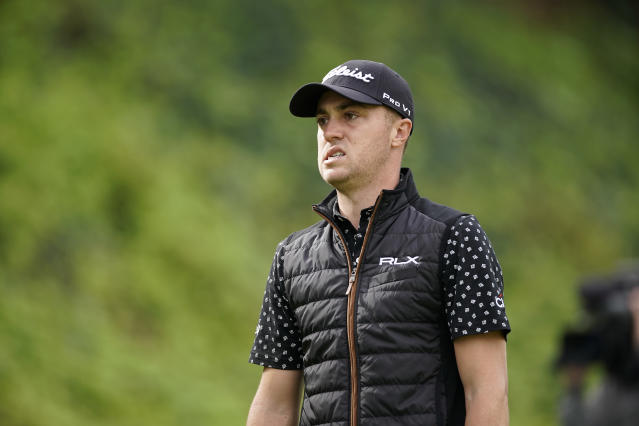 It's been a tough year for Justin Thomas. (AP Photo/Ryan Kang)