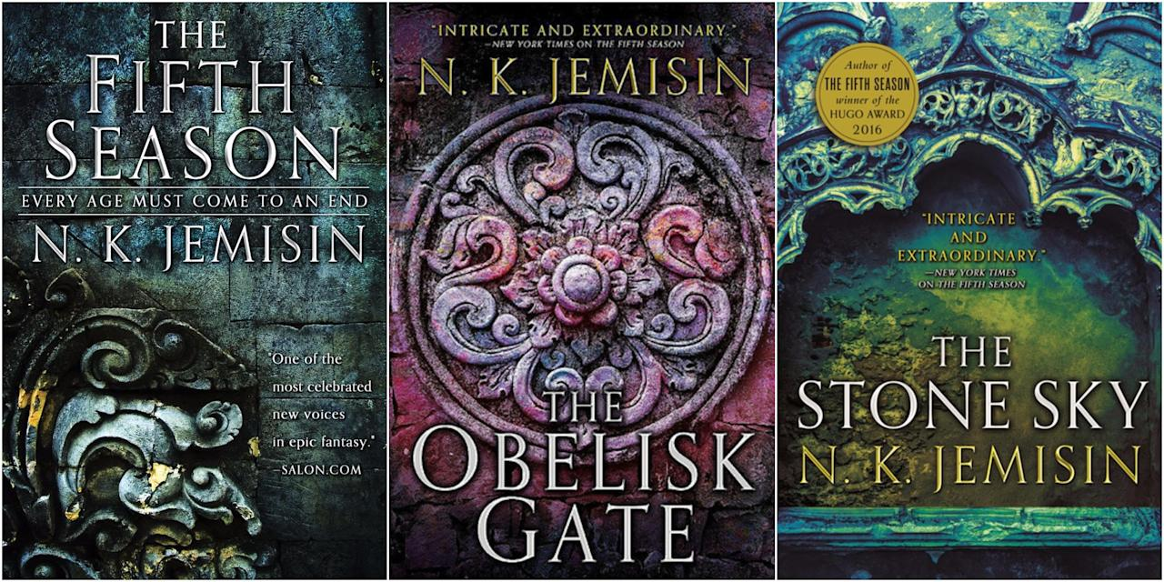"After loving her collection of short stories, I moved on to reading one of her most celebrated series of books. Jemisin won the Hugo Award for Best Novel for all of these three books in 2016, 2017 and 2018. That's how good these books are. They are short (for fantasy book standards) and are a fast read. I would suggest read it before they are turned into movies, for which the author has already sold the rights for. You can buy the books <a href=""https://fave.co/32J8ouf"">here</a>."