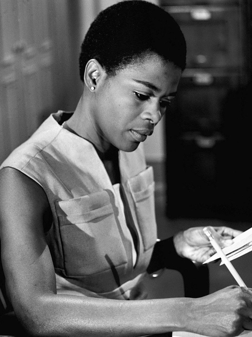 """<p>Cicely Tyson's unforgettable and iconic hair for her 1963 performance in <em>East Side/West Side</em> is what kicked off the natural hair movement. """"I got letters from hairdressers all over the country, telling me that I was affecting their business because their clients were having their hair cut off so they could wear it like the girl on television,"""" she shared on <em><a href=""""https://www.youtube.com/watch?v=saGcqJPXG1s"""" rel=""""nofollow noopener"""" target=""""_blank"""" data-ylk=""""slk:Oprah's Master Class"""" class=""""link rapid-noclick-resp"""">Oprah's Master Class</a> </em>back in 2014. </p>"""