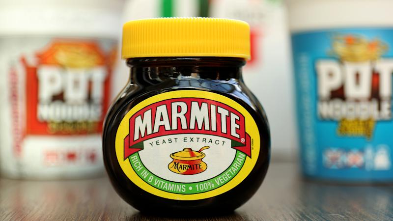 Marmite and Dove soap owner Unilever promises to halve plastic use