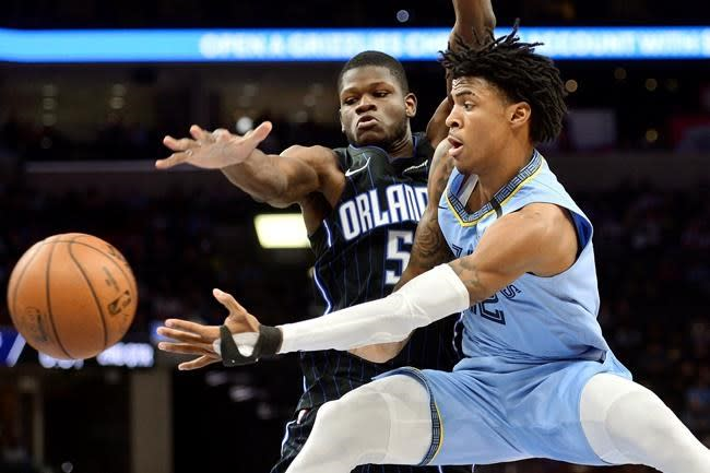 Top NBA rookies poised to close out debut seasons in style