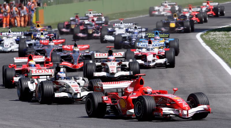 Imola F1 race to be condensed with no Friday practice