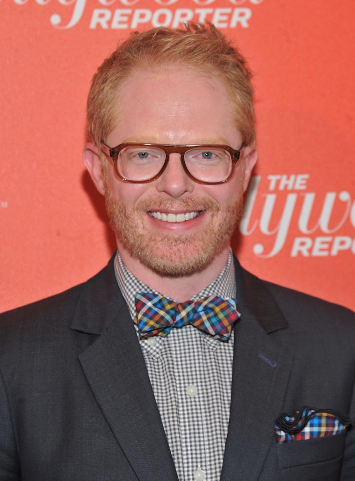 WASHINGTON, DC - APRIL 27:  Actor Jesse Tyler Ferguson attends Google & Hollywood Reporter Host an Evening Celebrating The White House Correspondents' Weekend on April 27, 2012 in Washington, DC.  (Photo by Mike Coppola/Getty Images for Hollywood Reporter)