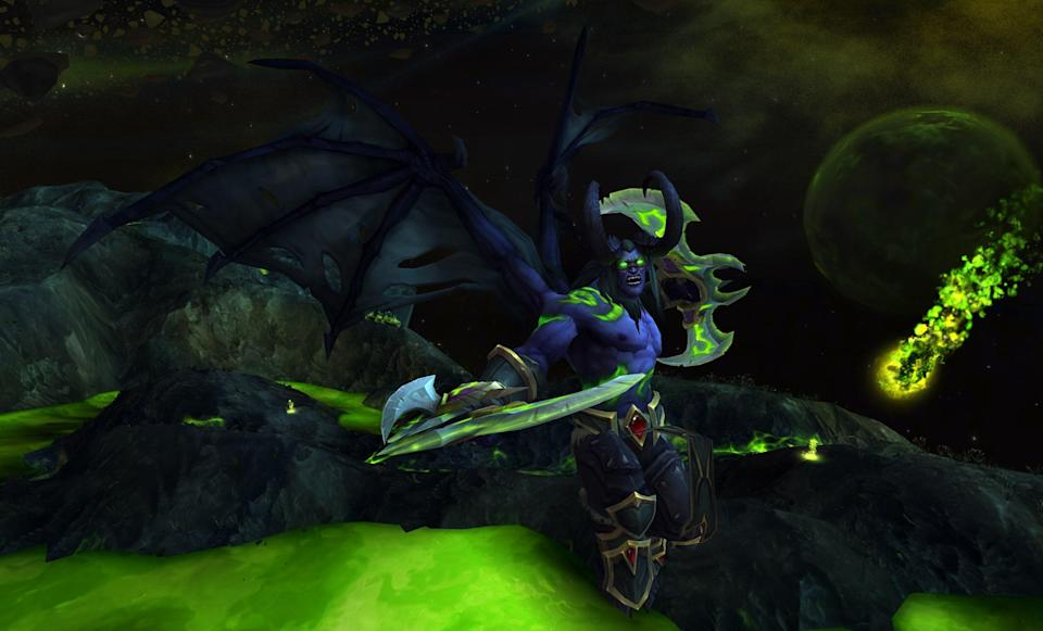 'World of Warcraft' Currency Is Now Worth 7 Times as Much as Venezuela's Cash