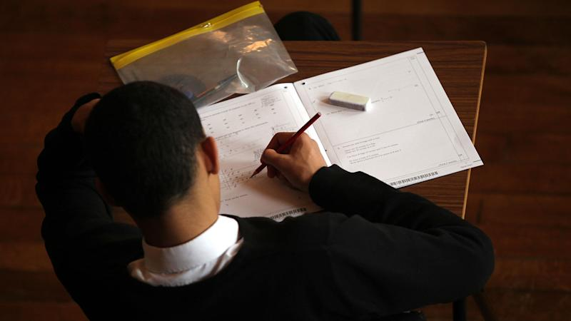 More than half of pupils fail to gain strong pass in English and maths GCSEs