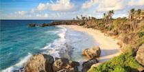 """<p>This hidden gem of a beach on the island of <a href=""""https://www.bestproducts.com/fun-things-to-do/g22132678/top-caribbean-islands-to-visit/"""" rel=""""nofollow noopener"""" target=""""_blank"""" data-ylk=""""slk:Barbados"""" class=""""link rapid-noclick-resp"""">Barbados</a> is the perfect place for a secluded day of rest and relaxation. To get to it, you must descend a flight of stone steps that have been carved into a cliff overlooking the sea. Once you arrive, you'll enjoy pure seclusion.<br></p><p><a class=""""link rapid-noclick-resp"""" href=""""https://go.redirectingat.com?id=74968X1596630&url=https%3A%2F%2Fwww.tripadvisor.com%2FHotel_Review-g148422-d147764-Reviews-Atlantis_Historic_Inn-Bathsheba_Saint_Joseph_Parish_Barbados.html&sref=https%3A%2F%2Fwww.redbookmag.com%2Flife%2Fg34756735%2Fbest-beaches-for-vacations%2F"""" rel=""""nofollow noopener"""" target=""""_blank"""" data-ylk=""""slk:BOOK NOW"""">BOOK NOW</a> The Atlantis Historic Inn </p><p><a class=""""link rapid-noclick-resp"""" href=""""https://go.redirectingat.com?id=74968X1596630&url=https%3A%2F%2Fwww.tripadvisor.com%2FHotel_Review-g666623-d207141-Reviews-Cobblers_Cove-Speightstown_Saint_Peter_Parish_Barbados.html&sref=https%3A%2F%2Fwww.redbookmag.com%2Flife%2Fg34756735%2Fbest-beaches-for-vacations%2F"""" rel=""""nofollow noopener"""" target=""""_blank"""" data-ylk=""""slk:BOOK NOW"""">BOOK NOW</a> Cobblers Cove</p>"""