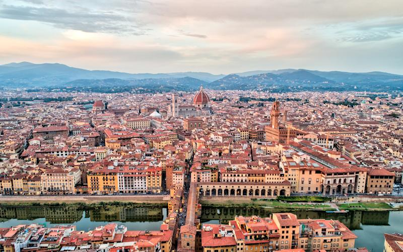 Florence is one of Europe's greatest art cities and makes for a civilised long weekend