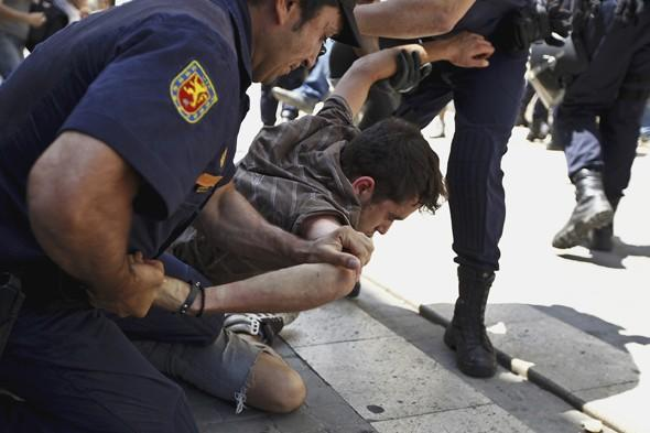 Brits abroad most likely to get arrested in Spain