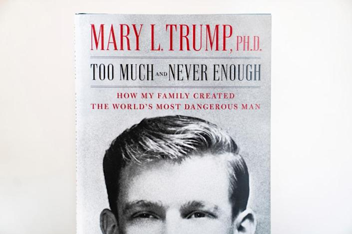 Mary Trump's book.