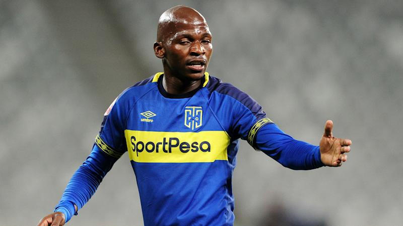 Cape Town City captain Mkhize apologises to Mamelodi Sundowns' Makgalwa
