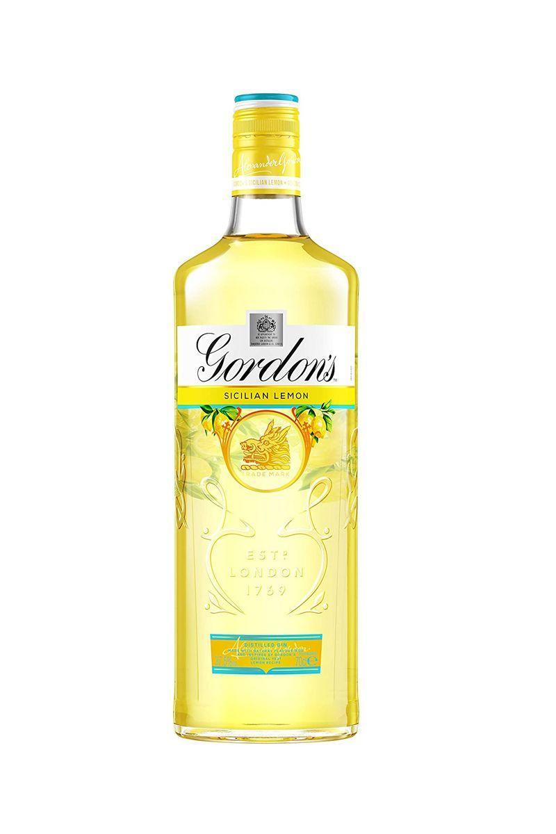 """<p>Refreshing and delicious, this juicy crispy tasting gin is distilled with juniper and is perfect if you're wanting a taste of the Sicilian sunshine. </p><p>Gordon's - £24.46 (70cl)</p><p><a class=""""link rapid-noclick-resp"""" href=""""https://www.amazon.co.uk/Gordons-Sicilian-Lemon-Distilled-70cl/dp/B0851B77SM/ref=sr_1_4?dchild=1&keywords=gin&qid=1587382837&s=grocery&sr=1-4&tag=hearstuk-yahoo-21&ascsubtag=%5Bartid%7C1921.g.31768%5Bsrc%7Cyahoo-uk"""" rel=""""nofollow noopener"""" target=""""_blank"""" data-ylk=""""slk:SHOP NOW"""">SHOP NOW</a></p>"""