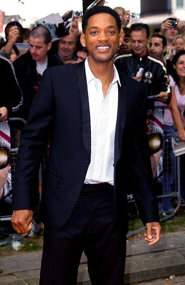 """23. Will Smith Mike Marsland/<a href=""""http://www.wireimage.com"""" target=""""new"""">WireImage.com</a> - June 18, 2008"""