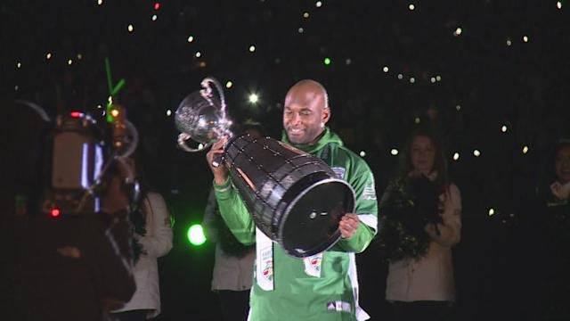 'I would bleed green': CFL's Darian Durant announces retirement, surprising Bombers