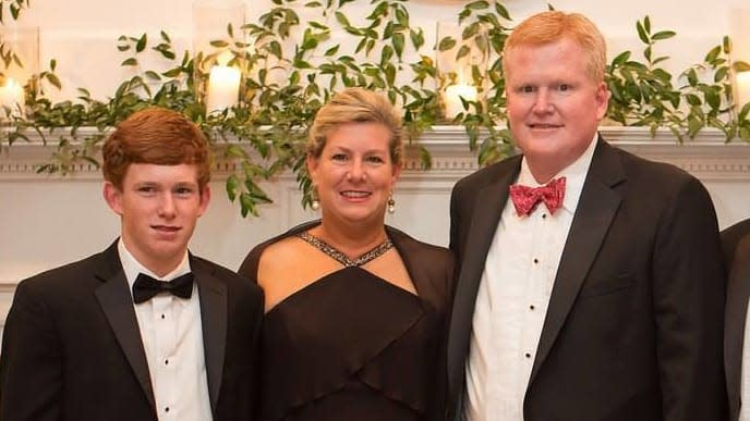 Powerful South Carolina Lawyer Shot on Backroad Three Months After Wife and Son Killed