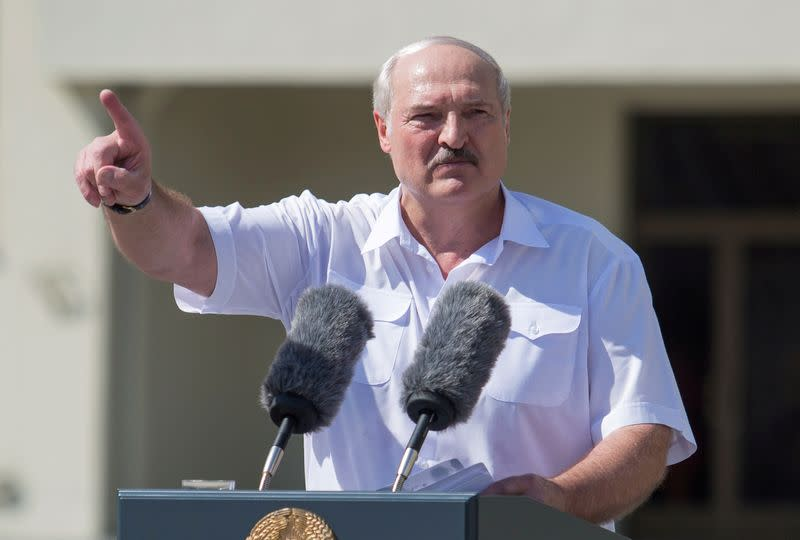 Belarus, Russia could unite troops in case of threat from the West, says Lukashenko