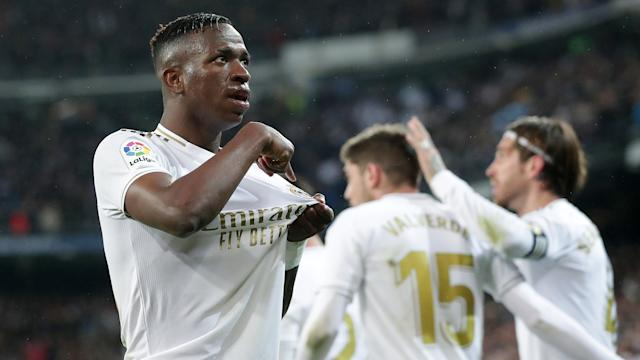 Vinicius Junior Real Madrid Barcelona