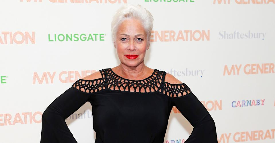 Denise Welch talks mental health and family on White Wine Question Time (Getty Images)