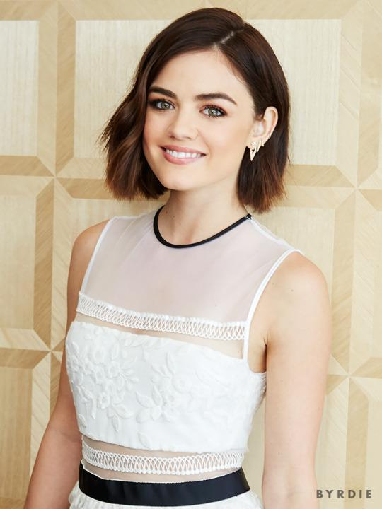 Lucy Hale's Beauty Advice To Her 16-Year-Old Self
